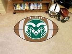 Colorado State University Football Rug 22'' x 35'' [4978-FS-FAN]