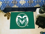 Colorado State University Starter Rug 19'' x 30'' [4982-FS-FAN]