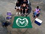 Colorado State University Tailgater Rug 60'' x 72'' [4985-FS-FAN]