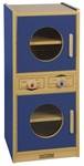 Colorful Essentials Kitchen Washer and Dryer Combination Play Station - Blue [ELR-0744-BL-ECR]