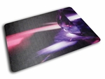 36''W x 48''L Colortex Mat In Reflective Gem Design for Hard Floors and Low Pile Carpets [229220ECRG-FS-FTX]