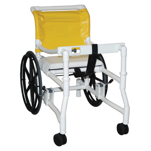 Combination Wheelchair/Walker With Casters