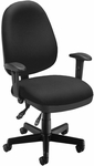Computer Task Chair - Black [122-805-FS-MFO]