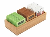Condiment, Cutlery, and Napkin Organizers