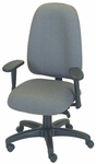 Contract Seating Palisades High Back Chair with Deluxe Control [E-50182-FS-EOF]