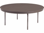 Core-a-Gator Lightweight 72''D Round Folding Table [6172R-VCO]
