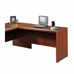 Cornerstone Wooden 47''W x 29.5''H Desk Return with Melamine Top - Classic Cherry [404379-FS-SRTA]