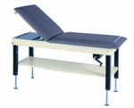 Crank Hi-Lo Treatment Table - 30''W X 72''L X 27 - 37''H [HAU-4705-FS-HAUS]