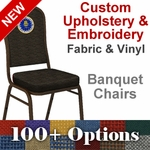 Customize your chair with Text,Logos and Images [FD-C01-GV-CUSTOM-EMB-GG]