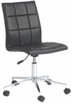 Cyd Office Chair in Black [17181BLK-FS-ERS]