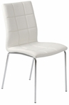 Cyd Side Chair in White (Set of 4) [17182WHT-FS-ERS]