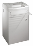 DAHLE High Capacity Cross-Cut Paper Shredder, Security Level P-5 [20392-FS-DHL]