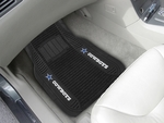 Dallas Cowboys Deluxe Car Mat 2 Pc 20'' x 27'' [13497-FS-FAN]