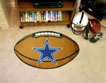 Dallas Cowboys Football Mat 22'' x 35'' [5726-FS-FAN]