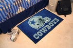 Dallas Cowboys Starter Rug,19'' x 30'' [5727-FS-FAN]