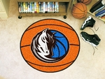Dallas Mavericks Basketball Mat [10216-FS-FAN]