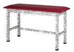 Dalmatian Treatment Table - 34''W X 58''L X 34''H [HAU-4904-FS-HAUS]