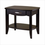 Danica End Table [92824-FS-WWT]