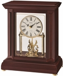 Dark Brown Melodies Mantel Clock [QXW229BLH-FS-SEI]