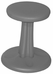Kids Kore™ 14'' Wobble Chair - Dark Grey [KOR590-FS-KOR]