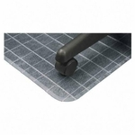 Deflect-O Supermat Checkered Rectangular Chairmat [DEFCM84443F-FS-SP]