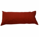 Deluxe Weather Treated Polyester Hammock Pillow with Removable Cover - Cherry Rave [137SP45-FS-ALG]