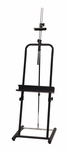 Deluxe 87.75''H Tall Presentation Easel with Telescoping Tilt Adjustment - Black [13188-FS-SDI]
