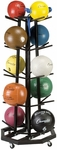 Deluxe Medicine Ball Tree [MBR3-FS-CHS]
