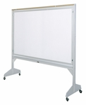 Deluxe Series Revolving Two-Sided Mobile Board [146BL-CLA]