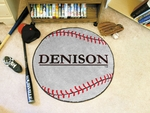 Denison University Baseball Mat [3555-FS-FAN]