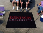 Denison University Tailgater Mat 60'' x 72'' [3552-FS-FAN]
