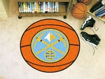 Denver Nuggets Basketball Mat [10215-FS-FAN]