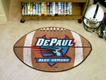 DePaul University Football Mat 22'' x 35'' [430-FS-FAN]