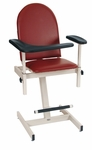 Designer Blood Drawing Chair - Padded Vinyl [2578-FS-WIN]