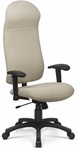 Desire Task Chair with Executive Backrest - Grade A [DR-E-X-GRDA-FS-ADI]