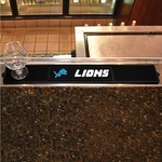 Detroit Lions Drink Mat 3.25'' x 24'' [13985-FS-FAN]