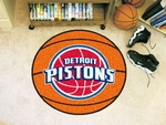 Detroit Pistons Basketball Mat [10214-FS-FAN]