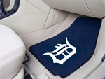 Detroit Tigers Carpeted Car Mat [6379-FS-FAN]