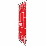 DFA Imports 1-2 Spring Back Banner Stand [SB-1-2-FS-OR]