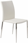 Diana Side Chair in White [02348WHT-FS-ERS]