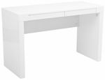 Donald Desk 47'' X 20'' in White [34038WHT-FS-ERS]