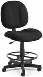 Comfort Superchair with Drafting Kit - Black [105-DK-805-FS-MFO]