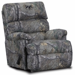 Duck Commander Rustic Style Polyester Blend Recliner - Real Tree Extra Twill [20R35DC-ET-FS-CHEL]