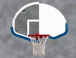 DuraSkin Padding for Fan-Shaped Indoor Basketball Backboards [BA68F-FS-BIS]