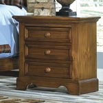 Eagle's Nest Large Night Stand [36000-430-FS-AWC]