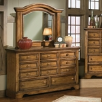 Eagle's Nest Triple Dresser [36000-280-FS-AWC]