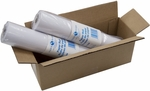 Studio Designs 75' Long x 12'' Wide Kid's Easel Paper Rolls - set of 2 [13208-FS-SDI]
