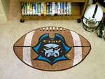 East Tennessee State University Football Mat 27'' diameter [439-FS-FAN]