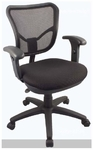 Eco 2.5 Chair with Mesh Back [ECO-2-5-C3-FS-EOF]