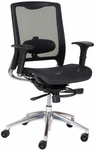 Eco 8.8 26'' W x 41.75'' H Mesh Office Chair [ECO8-8-FS-EOF]